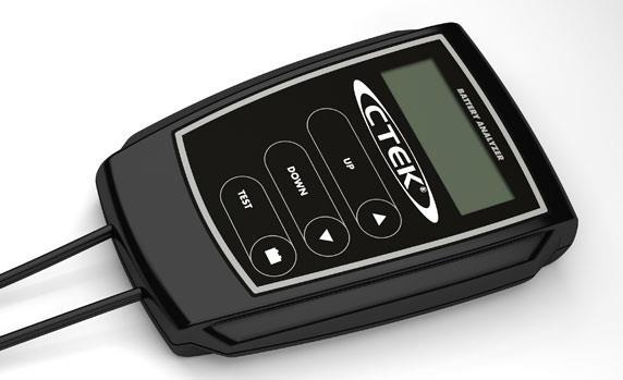 Battery Analyzer made by Ctek