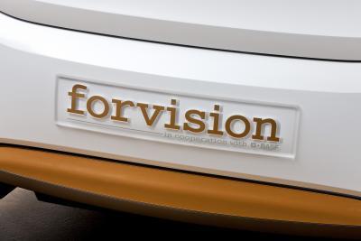 """Smart """"forvision"""" – Vorreiter des smart """"fortwo"""" 2015?"""