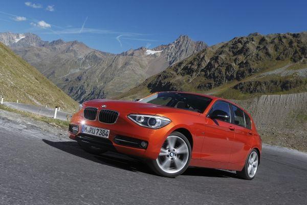 Der neue 1er BMW – Frontantrieb und ein rasantes Design