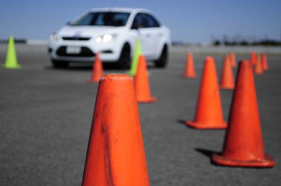 Fahrsicherheitstrainings – Schulung für alle