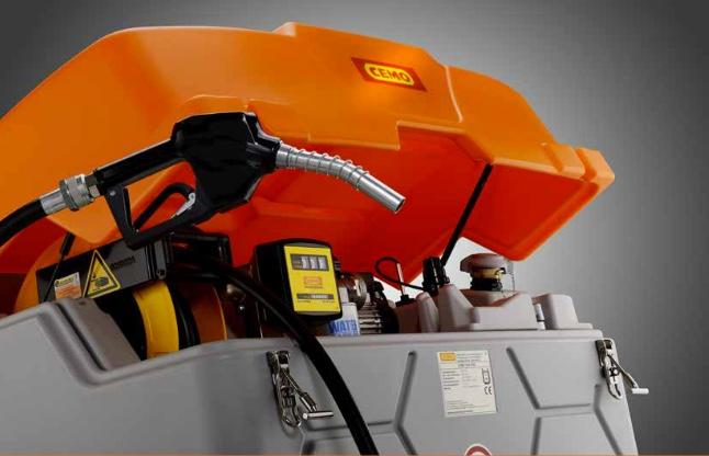 Mobile Tankstellen für Diesel, Benzin und AdBlue sichern Ihnen die Kraftstoffversorgung fernab vom Tankstellennetz